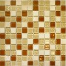 Elada Мозаика CTB 53 карамельный микс Crystal+Stone Crystal+Stone