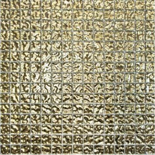 Elada Мозаика 4GA41 золото Metaliс Glass