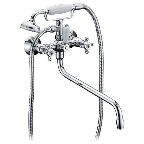 Edelform Verde VR28102 Смеситель для ванны с длинным изливом