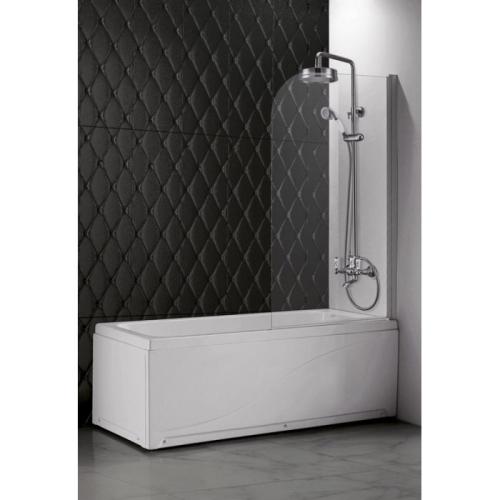 Edelform Шторка для ванны EF-9000T 80 см