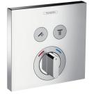 Hansgrohe 15768000 Смеситель ShowerSelect наружная часть 2 пользователя