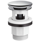 Hansgrohe 50105000 Push-open 1 1/4""