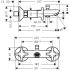 Logis Classic смеситель для ванны хром Hansgrohe 71240000