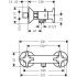 Logis Classic смеситель для душа Hansgrohe 71260000
