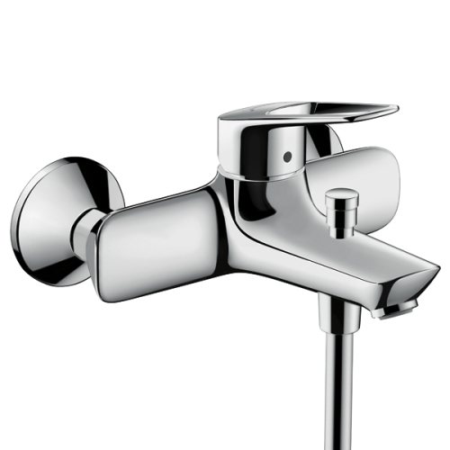 Novus Loop смеситель для ванны хром Hansgrohe 71340000
