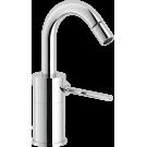 Nobili Plus смеситель для биде с донным клапаном H=205/160 Арт PL 00139/1 CR