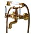 Nobili Antica смеситель для ванны с душевой лейкой Арт AT 31001 CR