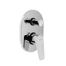 Nobili SKY смеситель для ванны, СМ, комплект Арт SY 97100 CR