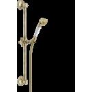 Nobili GRAZIA Душевая стойка с ручной лейкой, 0.6м Арт AD 140/10 BR
