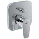 Сераплан 3 смеситель встраиваемый для ванны/душа комплект для монтажа с A1000NU хром Ideal Standard A6115AA