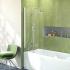 Идеал Рейн ЭКО система душевая ванна/душ хром Ideal Standard B1097AA
