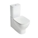 Теси AQUABLADE напольный пристенный унитаз для монтажа с бачком белый Ideal Standard T008201