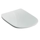 Теси сиденье для унитаза тонкое и крышка с микролифтом белый Ideal Standard T352701