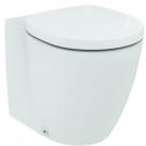 Коннект AQUABLADE пристенный напольный унитаз-соло белый Ideal Standard E052401
