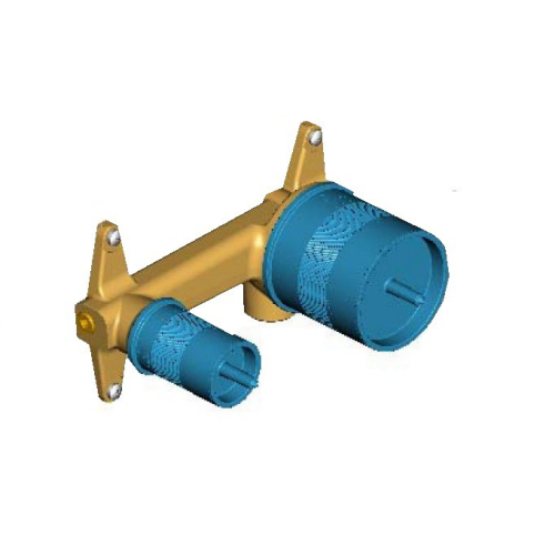 Страда/Меланж/Тоник II смеситель встраиваемый для настенного умывальника внутренняя часть хром Ideal Standard A5948NU