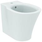 Коннект Эйр биде напольное пристенное белый Ideal Standard E018001