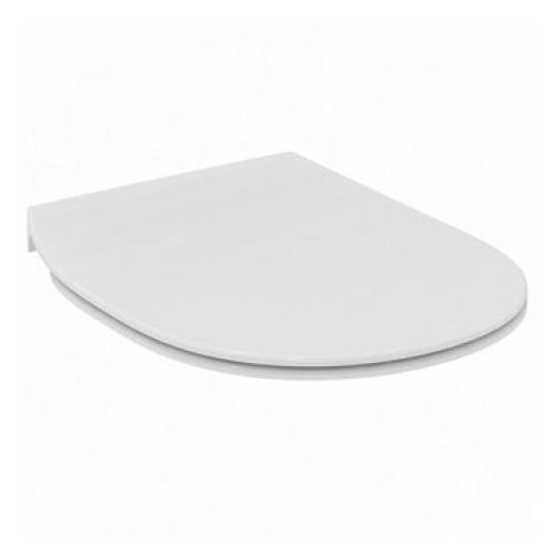 Коннект Эйр сиденье для унитаза ультра-тонкое и крышка с микролифтом белый Ideal Standard E036601