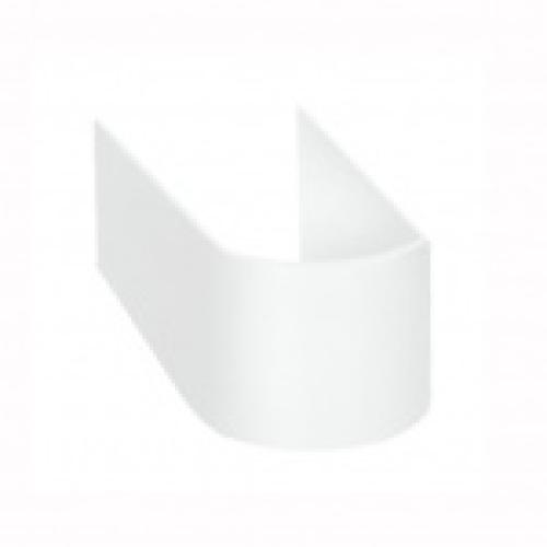Vitra MOD пан декоративная белый