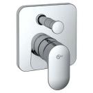 Моментс смеситель встраиваемый для ванны/душа (комплект для настенного монтажа), ИЗИ БОКС, хром Ideal Standart A4717AA