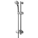 Идеал Рэйн набор душевой (лейка 1-функциональная d80 мм, штанга 600 мм, шланг 1750 мм, мыльница пластиковая прозрачная) Ideal Standart B9501AA