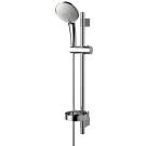 Идеал Рэйн набор душевой (лейка 3-функциональная d120 мм, штанга 600 мм, шланг 1750 мм, мыльница пластиковая хромированная) Ideal Standart B9425AA