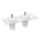 Коннект умывальник двойной для мебели ,1300х490мм Ideal Standart E813601