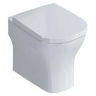 Актив унитаз напольный пристенный - соло 360х560х420мм Ideal Standart T316701
