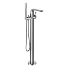 Меланж смеситель напольный для ванны, хром Ideal Standart A6120AA