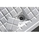 Твист сифон горизонтальный с декоративной накладкой в цвет поддона Ideal Standart T851801