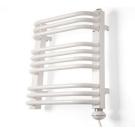 Полотенцесушитель ALEX белый 200W 540х400