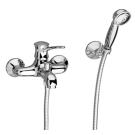 LaTorre Nobel Смеситель для ванны с душевой Лейкой хром 22020