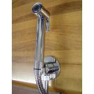 LaTorre Гигиенический душ (душ держатель шланг) хром SHOFFTECH