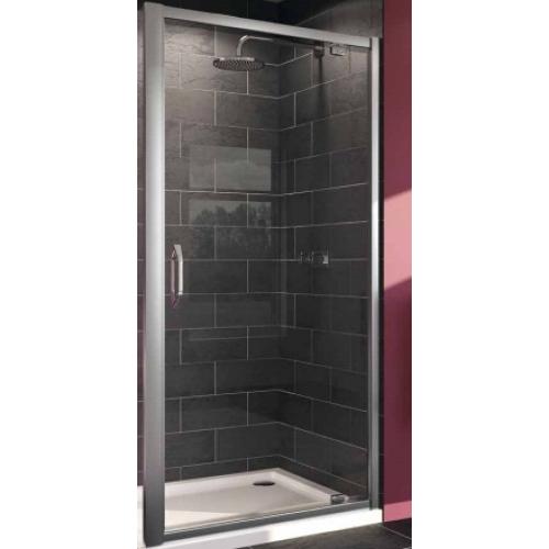 Hueppe X1 дверь раcпашная прозрачная 100x190