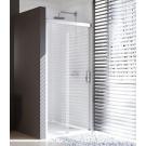 Hueppe Design pure дверь раздвижная 2-ств с неп cегмен левая 120x190