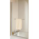 E6325-GA шторка ODEON UP на ванну (стекло) Jacob Delafon 80х145