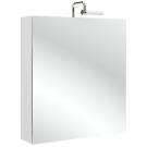EB791GRU-N18 шкаф ODEON UP зеркальный, левосторонний 60х14,3х65 Jacob Delafon