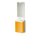 EB285-512 мебель POP LAMINAR 40х24х59,1 (тыква) Jacob Delafon