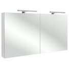 EB798RU-HU Шкаф зеркальный REVE FORMILIA 120 см (белый) Jacob Delafon
