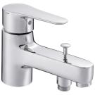 E16044-4-CP смеситель JULY для ванны Jacob Delafon