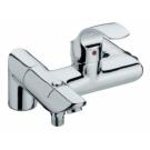 E71081-CP смеситель SALUTE для ванны 2 отверстия Jacob Delafon