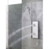 E3870-185 башня WATER TILES TOWER 55 см (мат.алюм) Jacob Delafon