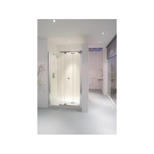 E6S03-GA душ ограждение IANA с дверью /90/ (хром) Jacob Delafon