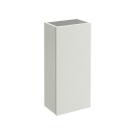 EB513G-N18 полуколонна PARALLEL 30 см левосторонняя (белый) Jacob Delafon