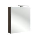 EB795DRU-E10 Зеркальный шкаф 60 см прав. /60х14,3х65/ (квебекский дуб) Jacob Delafon