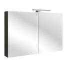 EB797RU-R3 Шкаф зеркальный100 см /100х14,3х65/ (малиновый) Jacob Delafon