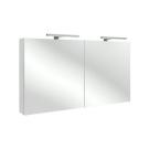 EB798RU-G1C Шкаф зеркальный (белый) 120 см Jacob Delafon