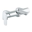 E72283-CP смеситель ALEO ванна/душ на деку (хром) Jacob Delafon