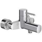 E45532-CP смеситель CUFF ванна/душ (хром) Jacob Delafon