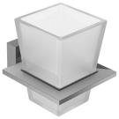 E77866-CP стакан подвесной MECANIQUE стекло (хром) Jacob Delafon