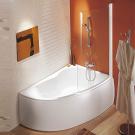 E4910-GA экран на ванну MICROMEGA DUO (сияющ.хром) Jacob Delafon